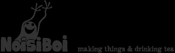 NoisiBoi creature logo 2018