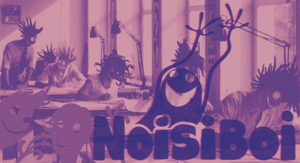 NoisiBoi studio, logo